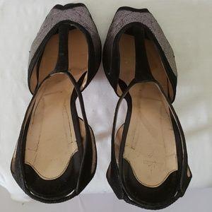 Christian Louboutin Shoes - Christian Louboutin Slingback Sandal in Black (10)